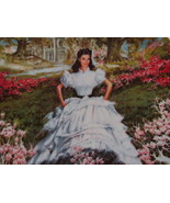 Collector Plate, Gone with the Wind - Scarlett,... - $80.00