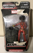 Marvel Legends Infinite: Heroes for Hire Misty Knight Action Figure Hasb... - $21.78