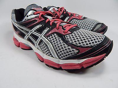 Asics Gel Cumulus 14 Women's Running Shoes Size US 8 M (B) EU 39.5 Silver T296N