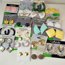 3 DOZEN NEW EARRINGS ASSORTED STYLES - $14.85