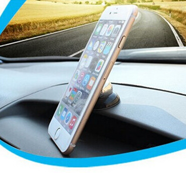 Magnetic Car Dash Mount Holder for All Mobile Phones Phone iPhone6 5 4 Galaxy S3