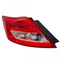 Fits 12-14 Honda Civic Coupe Left Driver Tail Lamp Assembly - $92.35