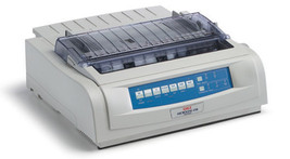 Okidata ML490 Dot Matrix Printer 62418901 - $419.37