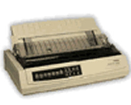 Okidata ML321 Turbo Dot Matrix Printer 62411701 - $511.37