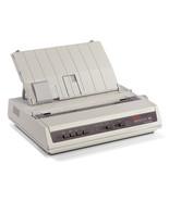 Okidata ML186 Serial Dot Matrix Printer 62422401 - $336.99