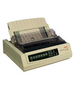 Okidata Printer New Microline ML320 Turbo Serial Dot Matrix Printer 9190... - $444.20