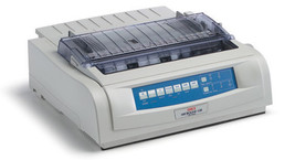 Okidata Printer Microline ML420 Dot Matrix Printer 62418701 - $401.94