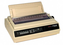 Okidata ML395 Dot Matrix Printer 62410501 - $1,185.06
