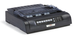 Okidata ML421 Dot Matrix Printer Black 92009701 - $562.41