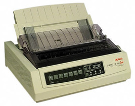 Okidata ML390 Turbo-n Dot Matrix Printer 62415901 - $609.08