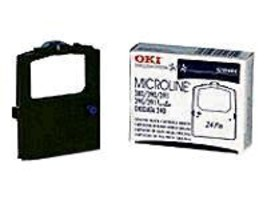 Oki Okidata ML520 ML521 Printer Black Ribbon Genuine 52107001 - $13.29