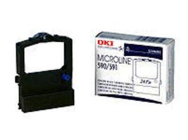 Oki Okidata ML590 ML591 Black Printer Ribbon Ge... - $13.29