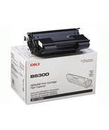 Oki B6300 High Capacity Blk Toner Print Cart Genuine 52114502 - $203.55