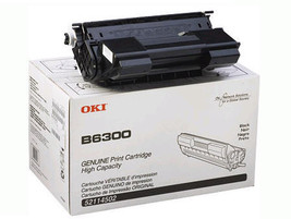 Oki B6500 High Capacity Black Toner Print Cartridge Genuine 52116002 - $213.14