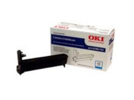 Oki C6000 C6050 Cyan Image Drum 43381759 - $77.93