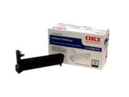 Oki C6000 C6050 Black Image Drum 43381760 - $76.69