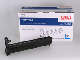 Oki C830 MC860MFP Cyan Image Drum Genuine 44064015 - $116.96