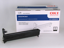 Oki C830n MC860MFP Black Image Drum Genuine 44064016 - $117.86