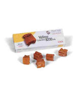 Xerox Phaser 8200 Yellow ColorStix 5 Sticks 016... - $211.86