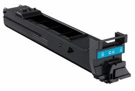 Konica Minolta Magicolor 4650 4690MF 4695MF High Cap. Cyan Toner A0DK432 - $181.73