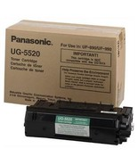 Panasonic UF-890 UF-990 Black Toner Cartridge UG-5520 - $160.62