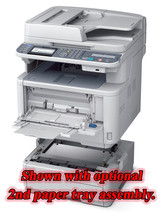 Okidata MB471 MFP Printer Multifunction Laser Printer 62438701 - $402.30