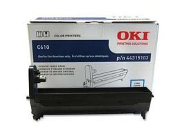 Oki C610 Cyan Image Drum 44315103 - $75.31