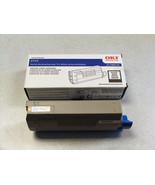 Oki C911 C931 C941 Black Toner Cartridge Genuine 45536424 - $93.42