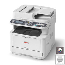 Oki MB472w Mono Wireless Multifunction Printer ... - $408.19