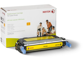 Xerox Yellow Print Cartridge for HP LaserJet 4700 Q5952A 6R1332 - $138.68