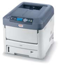C711dn Digital LED Color Printer by Oki with On-Site Warranty 62446803 - $1,139.56