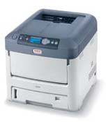 C711dn Digital LED Color Printer by Oki with On... - $1,139.56