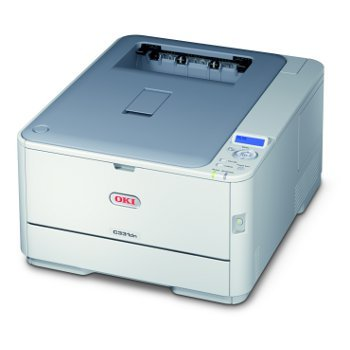 Okidata C531dn Digital LED Color Laser Class Printer by Oki 62443701