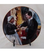 Collectors' Gone with the Wind Plate - A Toast to Bonnie Blue - $25.00