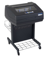 Printronix P7005 Open Pedestal Line Matrix Impact Printer P7P05-1121-000 - $6,433.58