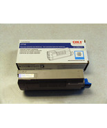 Oki C911 C931 C941 Cyan Toner Cartridge Genuine... - $392.31