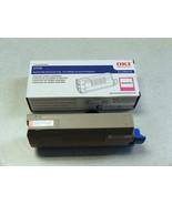 Oki C911 C931 C941 Magenta Toner Cartridge Genuine 45536422 - $393.09