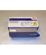 Oki C911 C931 C941 Yellow Toner Cartridge Genuine 45536421 - $392.31