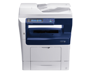 Xerox WorkCentre 3615 DN Monochrome Multifunction Printer 3615/DN