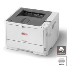 Oki B412dn Monochrome Printer 62444301 - $203.56