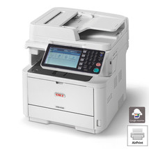Oki MB492 Mono Multifunction Printer MFP 62444901 - $604.83