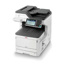 Oki Color Laser Printer MC873dn Multifunction M... - $3,933.33