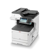 Oki Color Laser Printer MC873dn Multifunction M... - $3,933.33