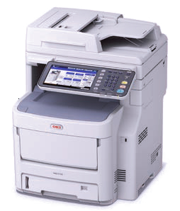 Okidata MC770+ MFP Color Multifunction Color Laser Printer 62446201