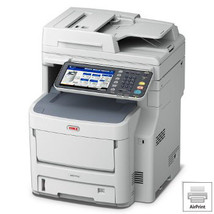 Okidata MB760+ MFP Printer Multifunction Laser Printer 62446001 - $1,382.39