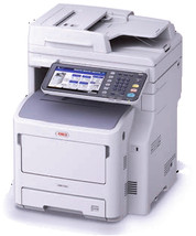 Okidata MB770+ MFP Multifunction Laser Printer 62446101 - $1,862.71