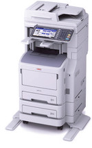 Okidata MB770f+ MFP Multifunction Laser Printer 62446105 - $3,116.65