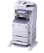 Okidata MB770f+ MFP Multifunction Laser Printer... - $3,116.65