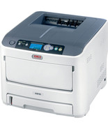 Okidata C610cdn Digital LED Color Printer by Ok... - $874.59