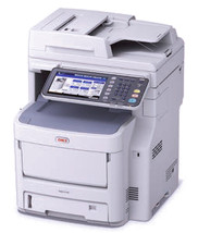 Okidata MC770+ Wireless MFP Color Multifunction Color Laser Printer 6244... - $2,718.69